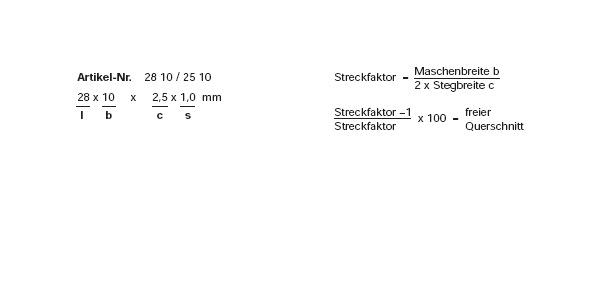 artikelnummer-streckfaktor